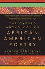 The Oxford Anthology of African-American Poetry | Arnold Rampersad |