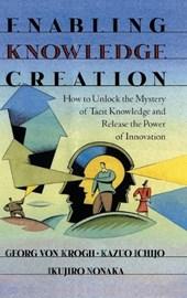 Enabling Knowledge Creation