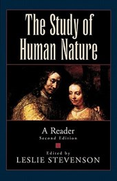 The Study of Human Nature |  |