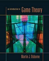 An Introduction to Game Theory | Martin J. Osborne |