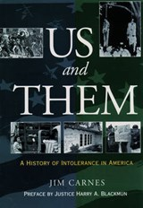 Us and Them | Carnes, Jim ; Blackmun, Harry A. |