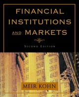 Financial Institutions and Markets | Meir Kohn |