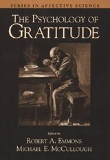 The Psychology of Gratitude | Robert A. Emmons |