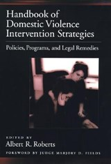 Handbook of Domestic Violence Intervention Strategies | auteur onbekend |