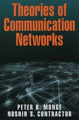 Theories of Communication Networks | Peter R. Monge |