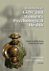 Handbook Of Girls' And Women's Psychological Health