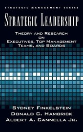 Strategic Leadership | Bert Cannella |