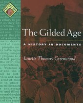 The Gilded Age | Janette Thomas Greenwood |