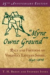 """myne Owne Ground"" 