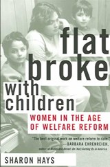 Flat Broke With Children | Sharon Hays |