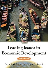Leading Issues In Economic Development | auteur onbekend |