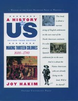 Making Thirteen Colonies | Joy Hakim |