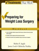 The Weight Loss Surgery Workbook | Apple, Robin F.; Lock, James; Peebles, Rebecka |