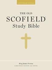 Old Scofield Study Bible-KJV-Large Print