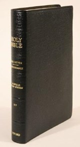 The Old Scofield (R) Study Bible, KJV, Classic Edition | auteur onbekend |