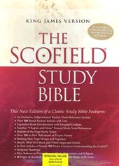 Scofield Study Bible III-KJV