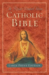 Catholic Bible-RSV-Large Print