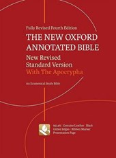 New Oxford Annotated Bible-NRSV |  |