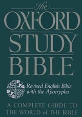 Oxford Study Bible: Revised English Bible with Apocrypha | Jack Suggs |