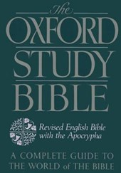 Oxford Study Bible: Revised English Bible with Apocrypha