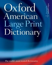 Oxford American Large Print Dictionary |  |