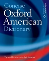 The Concise Oxford American Dictionary |  |