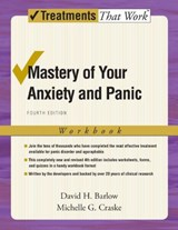Mastery of Your Anxiety and Panic | David H. Barlow |