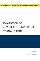 Evaluation of Juveniles' Competence to Stand Trial | Ivan Kruh |