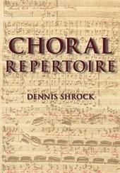 Choral Repertoire
