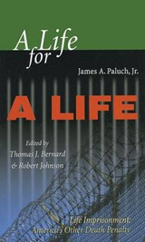 A Life for a Life | Paluch, James A., Jr. |