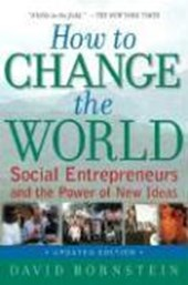 How to Change the World | David Bornstein |