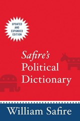 Safire's Political Dictionary | William Safire |