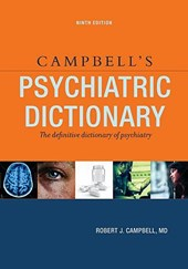 Campbell's Psychiatric Dictionary | Robert Jean Campbell |