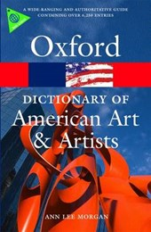 The Oxford Dictionary of American Art and Artists | Anne Lee Morgan |