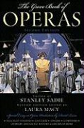 The Grove Book of Operas | Stanley Sadie |