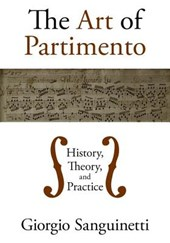 The Art of Partimento | Giorgio Sanguinetti |