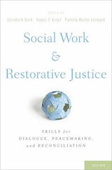 Social Work and Restorative Justice |  |