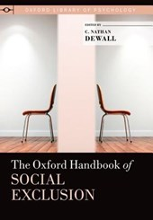 The Oxford Handbook of Social Exclusion | C. Nathan Dewall |