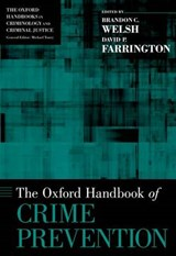 The Oxford Handbook of Crime Prevention | auteur onbekend |