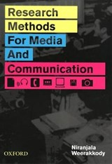 Research Methods for Media and Communication | Niranjala Weerakkody |