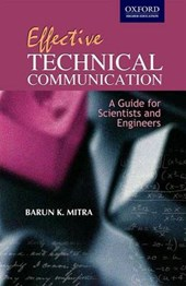 Effective Technical Communication:Guide for Scientists & Eng | Marun K Mitra |