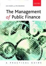 Management of Public Finance | P. W. Erasmus |