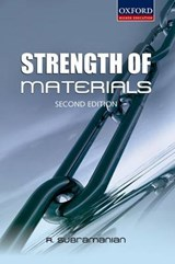 Strength of Materials | R. Subramanian |