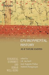 Environmental History | McNeill |