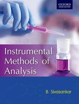Instrumental Methods of Analysis | B. Sivasankar |