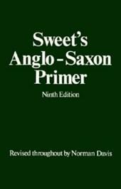Anglo-saxon Primer