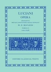 Lucian Opera Tomus IV (Books LXIX-LXXXVI)