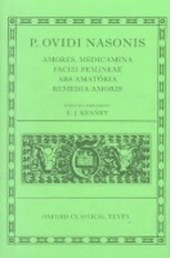 Amores, Medicamina Faciei Femineae, Ars Amatoria, Remedia Amoris