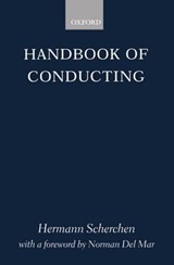 Handbook of Conducting | Hermann Scherchen |