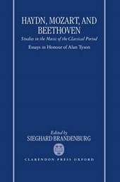 Haydn, Mozart, & Beethoven